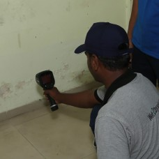 Bathroom waterproofing / Leakage fixing procedure