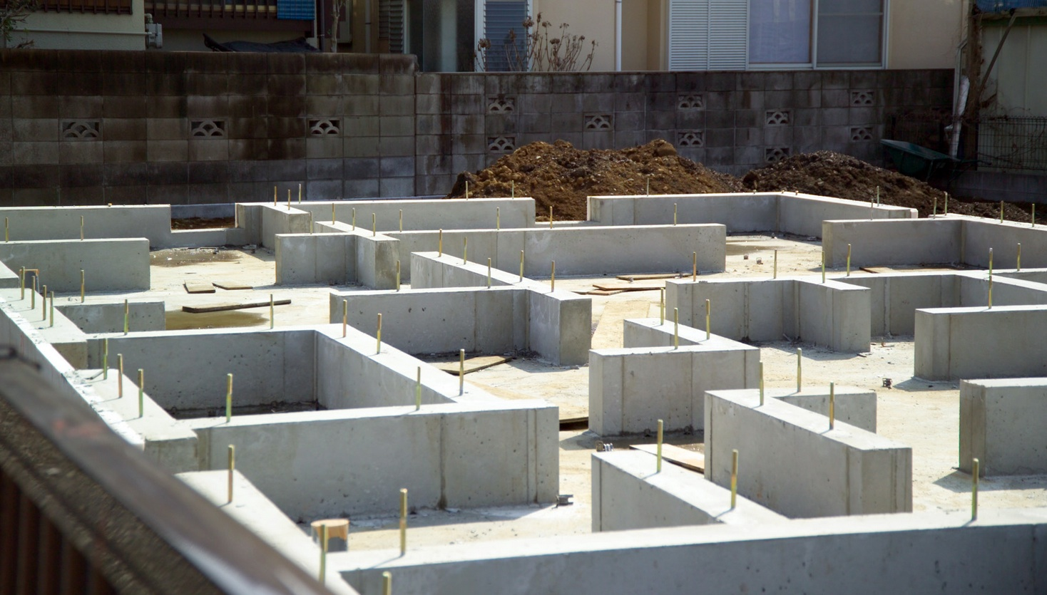 Foundation waterproofing solution in Bangalore