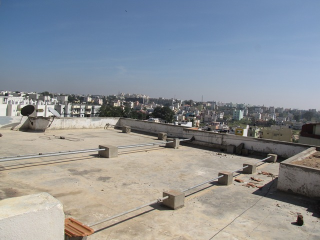 Terrace waterproofing services in Bangalore